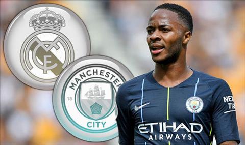 Real Madrid quyết tâm mua Sterling của Man City hình ảnh 2