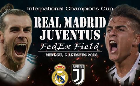 Nhận định Real Madrid vs Juventus 05h00 ngày 58 ICC 2018 hình ảnh