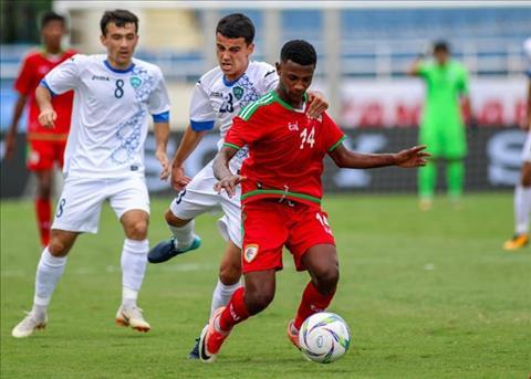 Đội hình ĐT U23 Uzbekistan sang Việt Nam không chất lượng hình ảnh