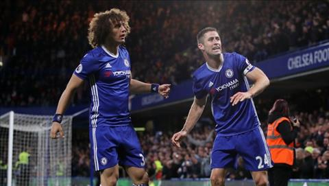 Góc Chelsea Yêu lại từ đầu với 4-3-3 của Sarriball hình ảnh 2