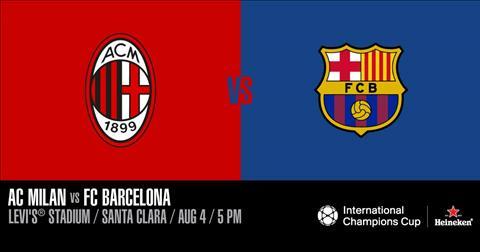 Nhận định AC Milan vs Barca 07h05 ngày 58 ICC 2018 hình ảnh