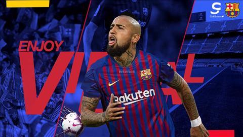 Barca mua thanh cong Vidal