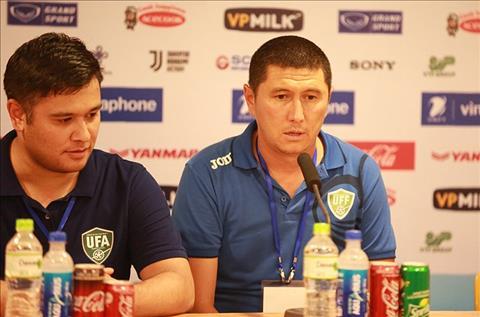 Thua Palestine HLV U23 Uzbekistan thừa nhận dưới tầm U23 Việt Nam hình ảnh
