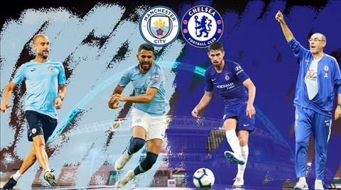 Chelsea vs Man City Siêu Cúp Anh 2018 Mất giá nhưng không mất vui hình ảnh