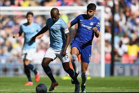 Chelsea 0-2 Man City Có một Napoli phiên bản lỗi xuất hiện hình ảnh