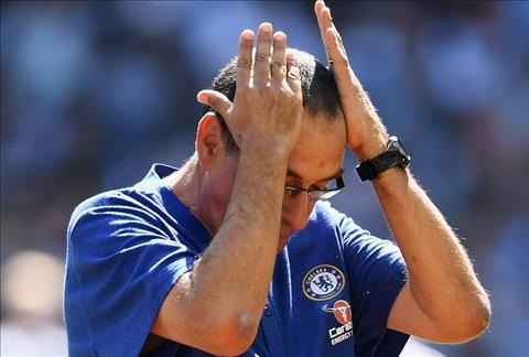 Dư âm Siêu Cúp Anh 2018 Thành bại của Sarri và bài học Man City cho Chelsea hình ảnh 2