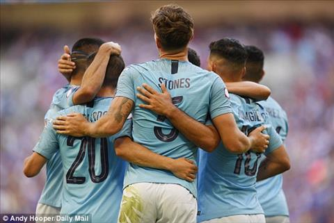 Kết quả Chelsea vs Man City trận đấu Siêu cúp Anh 2018 hình ảnh 2