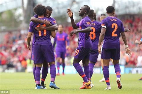 Trực tiếp Liverpool vs Napoli giao hữu CLB hè 2018 đêm nay 58 hình ảnh