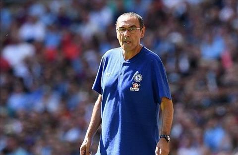 HLV Sarri hứa hẹn giúp Chelsea chơi tốt trong 3 tháng hình ảnh