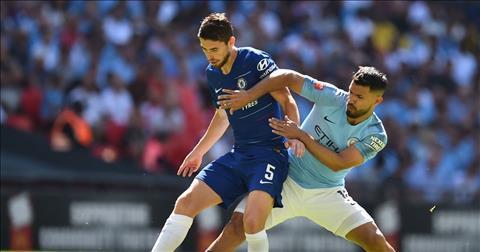 3 lý do khiến Chelsea thua Man City ở Siêu cúp Anh 2018 hình ảnh