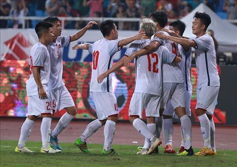 Dư âm U23 Việt Nam 1-0 U23 Oman Chiến thắng của sự can đảm hình ảnh