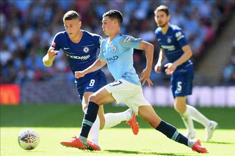 Foden tu tin trong mau ao Man City