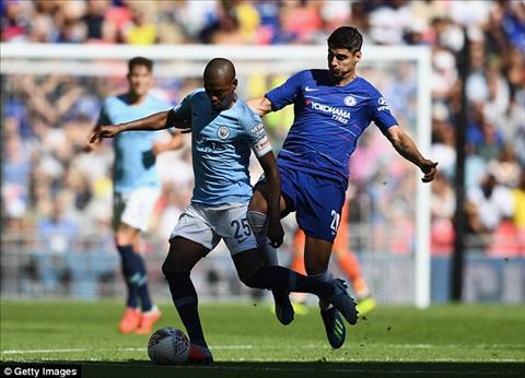 Chỉ trích nhắm Morata trận Chelsea vs Man City Siêu Cúp Anh 2018 hình ảnh