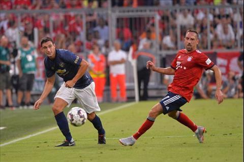 Những điểm tích cực và hạn chế của MU sau trận thua Bayern hình ảnh