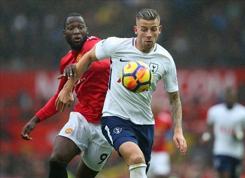 Tottenham mở cửa vụ MU mua Toby Alderweireld  hình ảnh