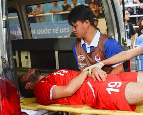 U23 Palestine gặp tổn thất nặng trước thềm ASIAD hình ảnh