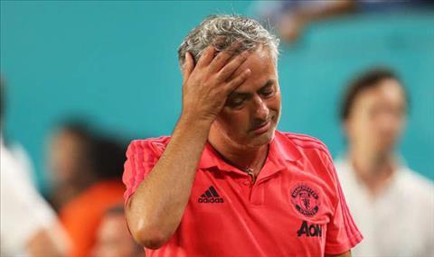 HLV Jose Mourinho phát biểu trận MU vs Leicester hình ảnh