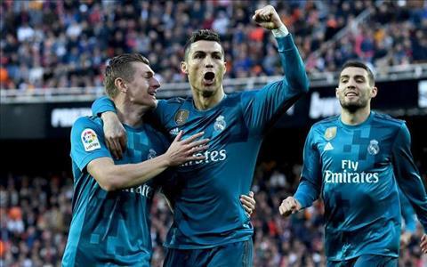 Toni Kroos phát biểu về Real khi không có Ronaldo hình ảnh