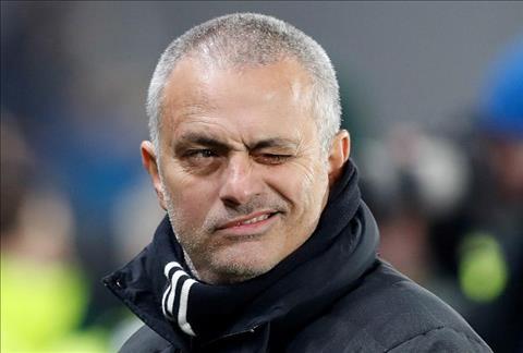 Jose Mourinho tu tao ra dinh kien ve ban than.