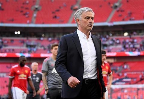 Jose Mourinho dang duong dau voi mua giai ban le tai Man Utd.