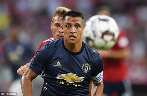 Tiền đạo Sanchez yêu cầu MU chiêu mộ thêm siêu sao hình ảnh