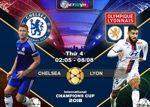 Nhận định Chelsea vs Lyon 02h05 ngày 88 ICC 2018 hình ảnh