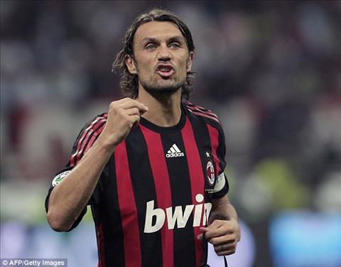 Paolo Maldini la mot huyen thoai cua AC Milan.