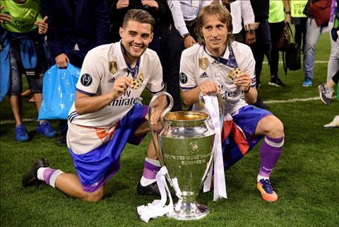 HLV Real Madrid nói về tương lai của Modric và Kovacic hình ảnh