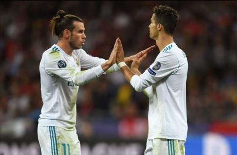Bale va Ronaldo