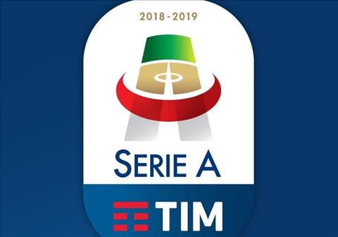 Có Cristiano Ronaldo, Serie A đổi logo  hình ảnh