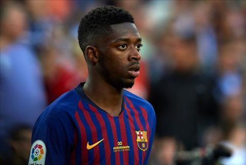 Ousmane Dembele muốn rời Barca vì không hạnh phúc hình ảnh