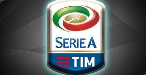 Logo cu cua Serie A.