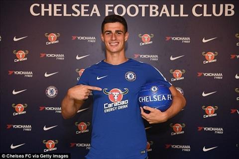 HLV Pep Guardiola nhận xét thương vụ Chelsea mua thủ môn Kepa hình ảnh
