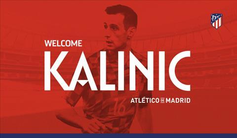 Nikola Kalinic chinh thuc gia nhap Atletico Madrid