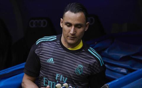 Keylor Navas phát biểu về tương lai tại Real Madrid hình ảnh