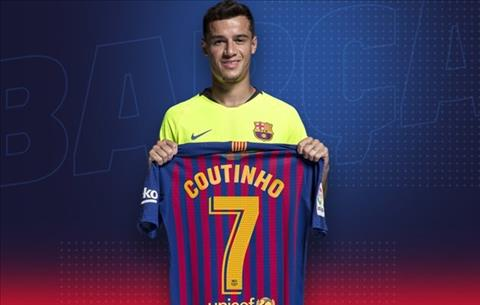 Chuyển nhượng Barca không thể mua Salah vì Coutinho hình ảnh