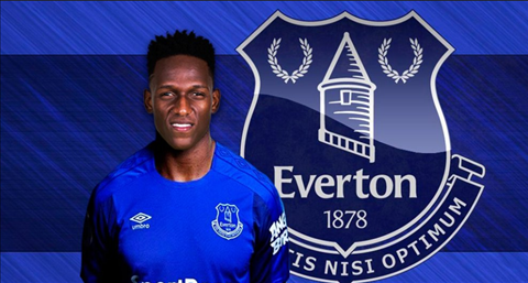 Mina is suitable for Everton