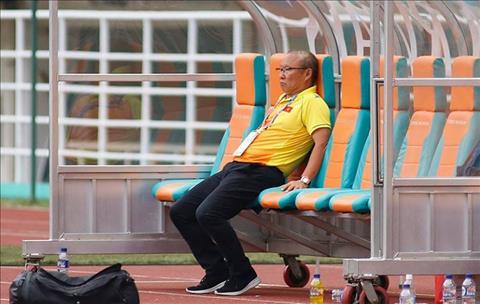 HLV Park Hang Seo và những người thắng, kẻ thua sau thất bại của hình ảnh