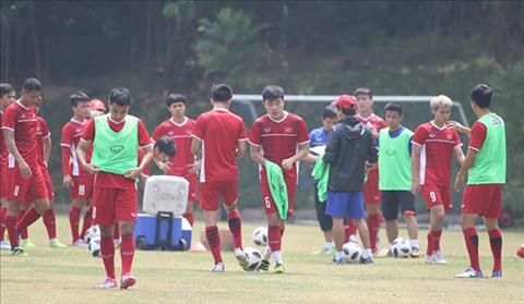 Đội hình Olympic Việt Nam vs Olympic UAE Quà cho Minh Vương hình ảnh