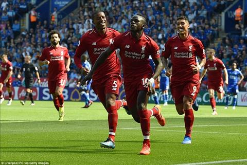 Liverpool ha guc Leicester 2-1