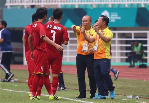 Olympic Việt Nam lỡ HCĐ ASIAD 2018 Vì đâu nên nỗi hình ảnh