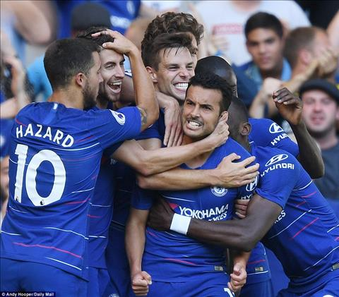 Hazard giup Chelsea danh bai Bournemouth 2-0