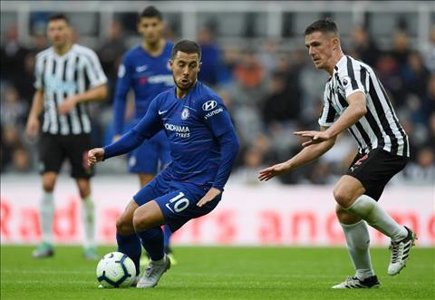 Hazard hài lòng về Chelsea ở thời điểm hiện tại
