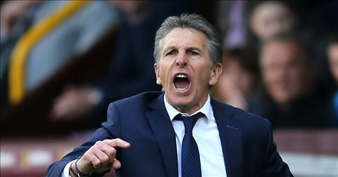 HLV Claude Puel noi ve tran thua Liverpool