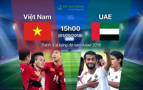 Olympic Viet Nam vs Olympic UAE