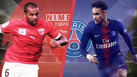 Nhận định bóng đá Nimes vs PSG 22h00 ngày 19 Ligue 1 201819 hình ảnh