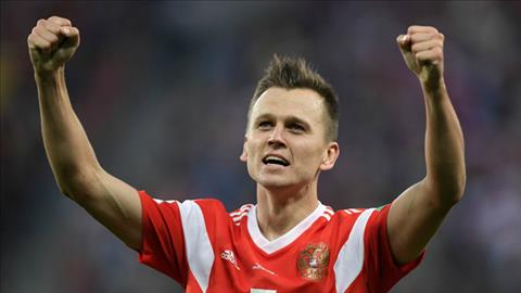 Ngôi sao tuyển Nga tiền vệ Cheryshev bị nghi dùng doping hình ảnh