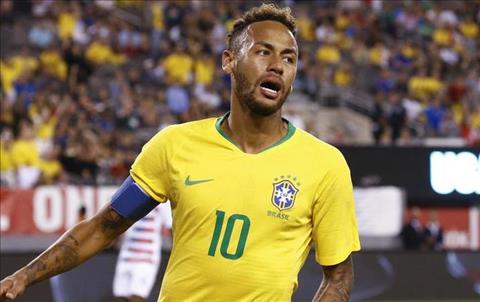 Gilberto Silva phát biểu về Neymar và Brazil hình ảnh