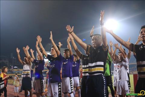 CLB Hà Nội còn 3 kỷ lục chờ phá trước khi khép lại V-League 2018 hình ảnh