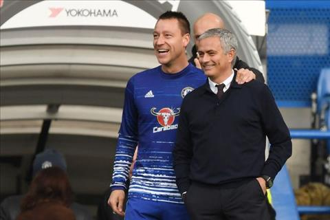 John Terry phát biểu về HLV Jose Mourinho lần bị hạ nhục Chelsea hình ảnh